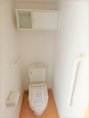 【トイレ】アルバルーチェ