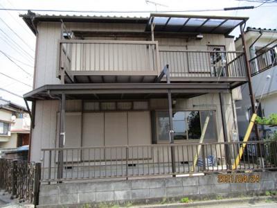 【外観】髙橋邸貸家