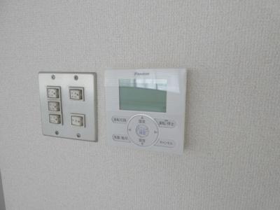 【設備】カワ清東山第8ビル