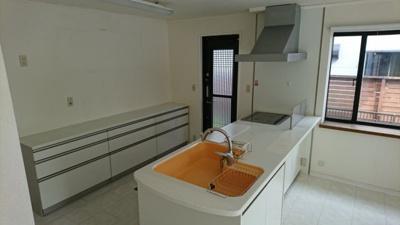 キッチンです:吉川新築ナビで検索♪