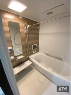 【浴室】宮前平コリーナ