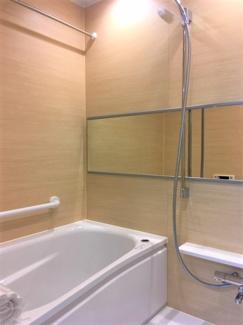 【浴室】東建品川南ハイツ