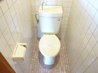 【トイレ】ハイツフジミ