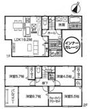 第1中川区五女子町 3号棟★仲介手数料無料★の画像