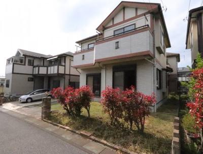 きれいな外観です:吉川新築ナビで検索♪