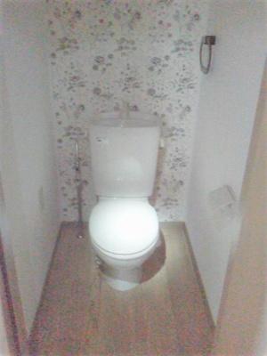【トイレ】ウィンディア手城 C棟