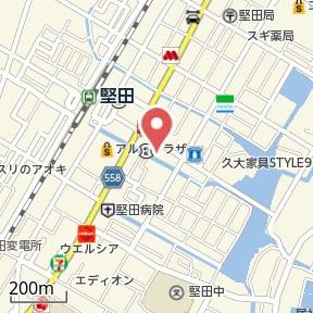 【地図】鈴蘭ハイツ