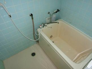 【浴室】南常盤台アパート