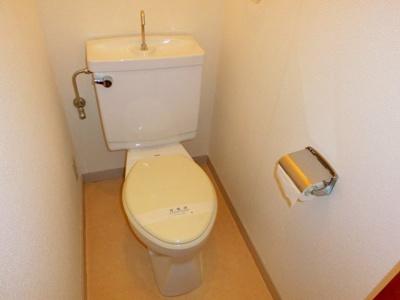 【トイレ】南常盤台アパート