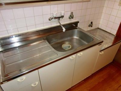 【キッチン】南常盤台アパート