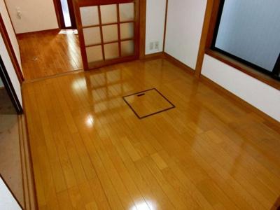 【洋室】南常盤台アパート