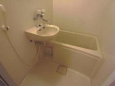 【浴室】レオパレスISLANDHILLS