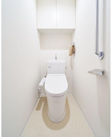 【トイレ】駅徒歩5分。床暖房。ペット飼育可(細則有)