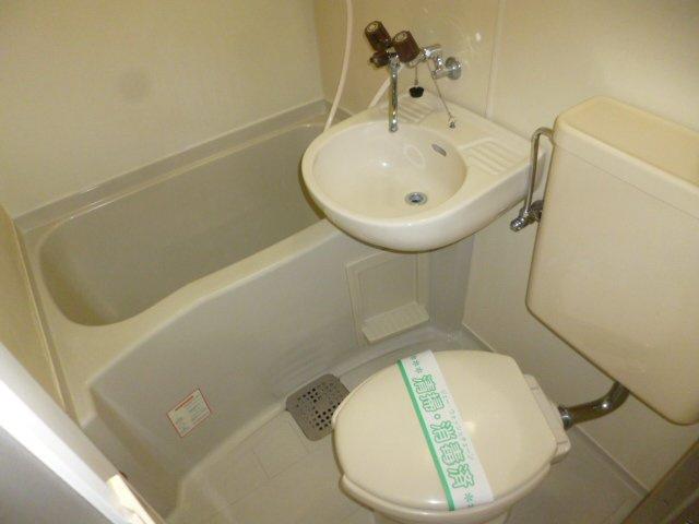 【浴室】東早ビル