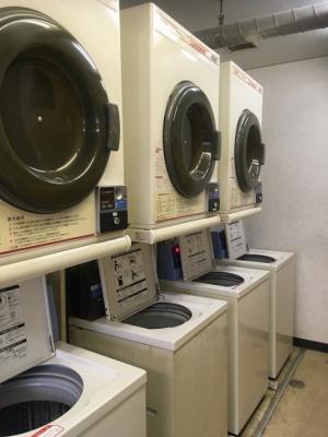 共用部洗濯機(有料)