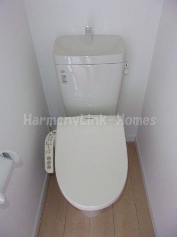 フェリスコードのトイレです☆