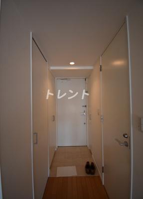 【玄関】フレンシア麻布十番サウス