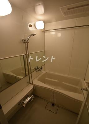 【浴室】フレンシア麻布十番サウス
