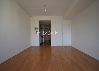 【居間・リビング】フレンシア麻布十番サウス