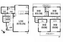神戸市垂水区西舞子9丁目新築戸建の画像