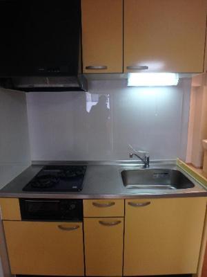 【キッチン】ハートウォーミング
