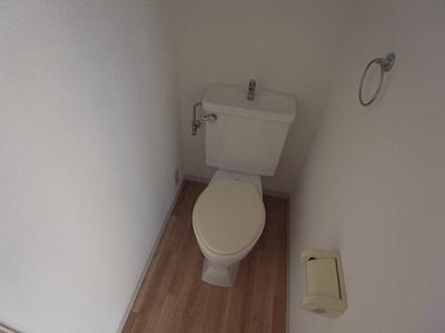【トイレ】コーポアスナロ