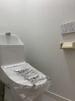 【トイレ】長居第二コーポラス