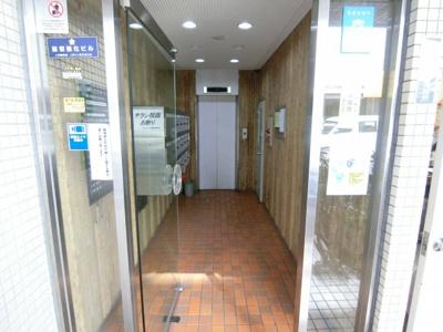 【エントランス】セントオフィス秋葉原