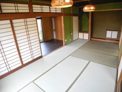 【和室】錦堀車庫付き戸建
