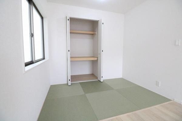 3畳の畳コーナー♪