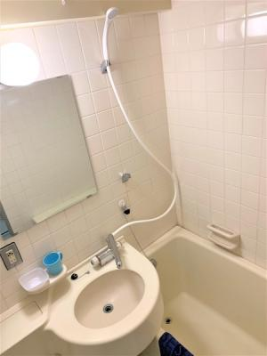 【浴室】藤和シティコープ練馬