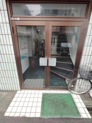 【エントランス】リバーサイド長田