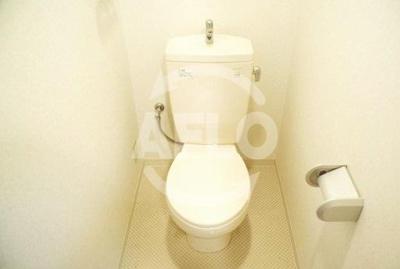 タウンコート幸町 トイレ