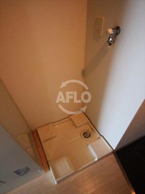エルミタージュ難波南Ⅴ 室内洗濯機置き場