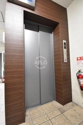 ラムール西天満 エレベーター