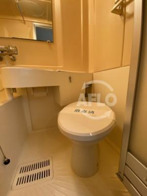 ラムール西天満 トイレ