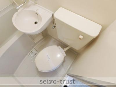 【トイレ】プラスパー東雲