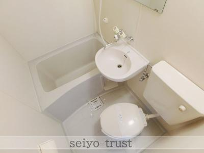 【浴室】プラスパー東雲
