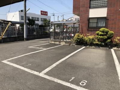 【駐車場】サニーパーク松川㈱Roots
