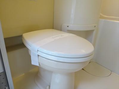 【トイレ】ドエル新光