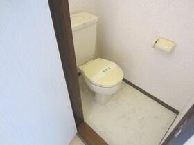【トイレ】ラフィーユ・ナガシマ