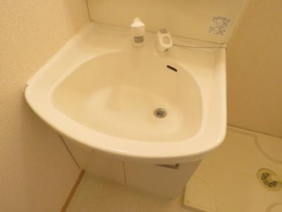 【洗面所】カーサアルペジオA棟
