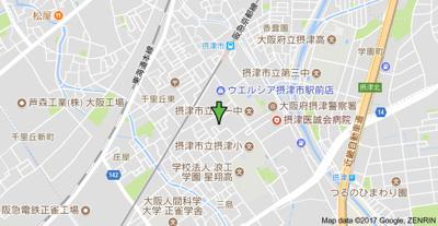 【地図】プチ・ロワイヤル