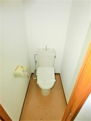 【トイレ】アイランドパレス