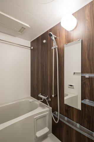 【浴室】赤坂レジデンス壱番館