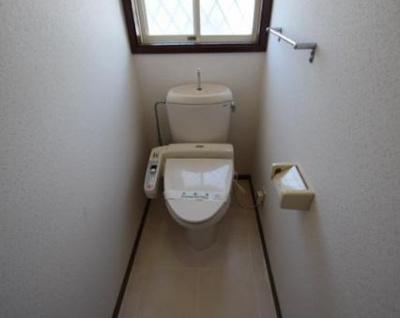 【トイレ】ヴィヴレ蜆塚