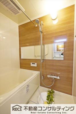 【浴室】甲南岡本コーポラス