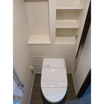 【トイレ】ザ・パークハビオ上野