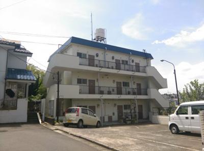 【外観】法泉町マンション