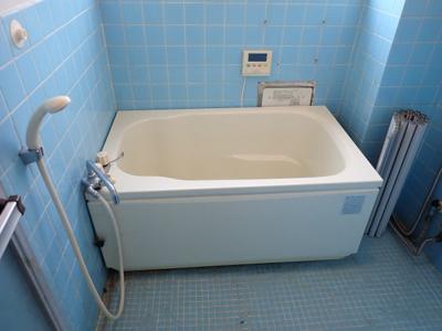【浴室】法泉町マンション